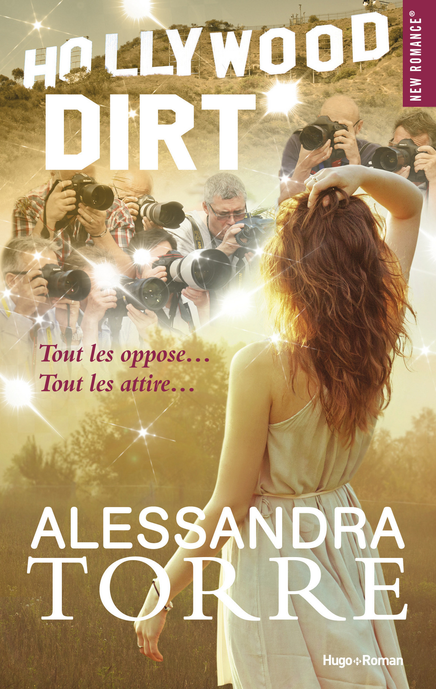 Hollywood dirt -Extrait offert-
