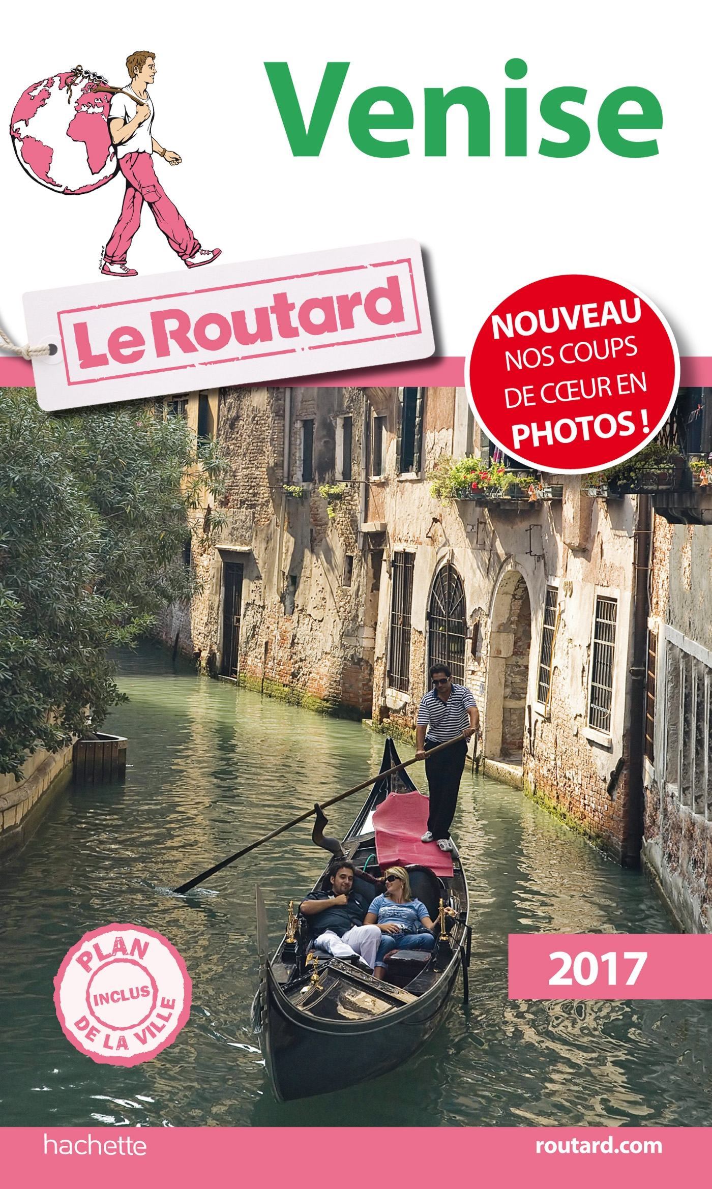 Guide du Routard Venise 2017 |