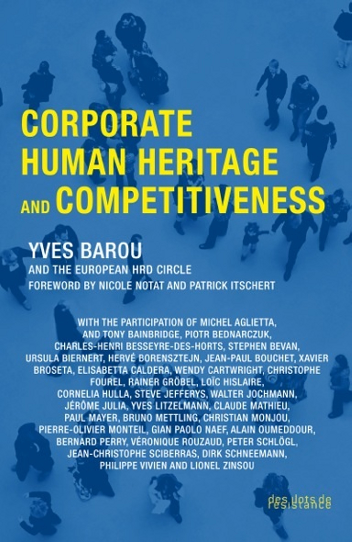 Corporate Human Heritage and Competitiveness