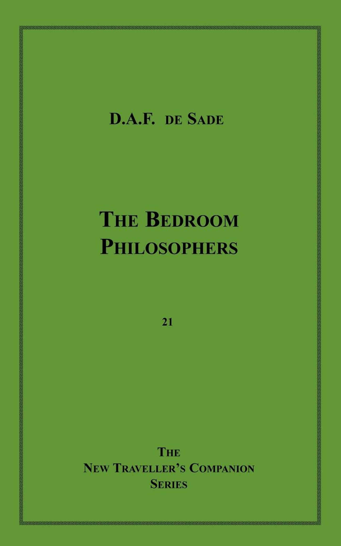 The Bedroom Philosophers