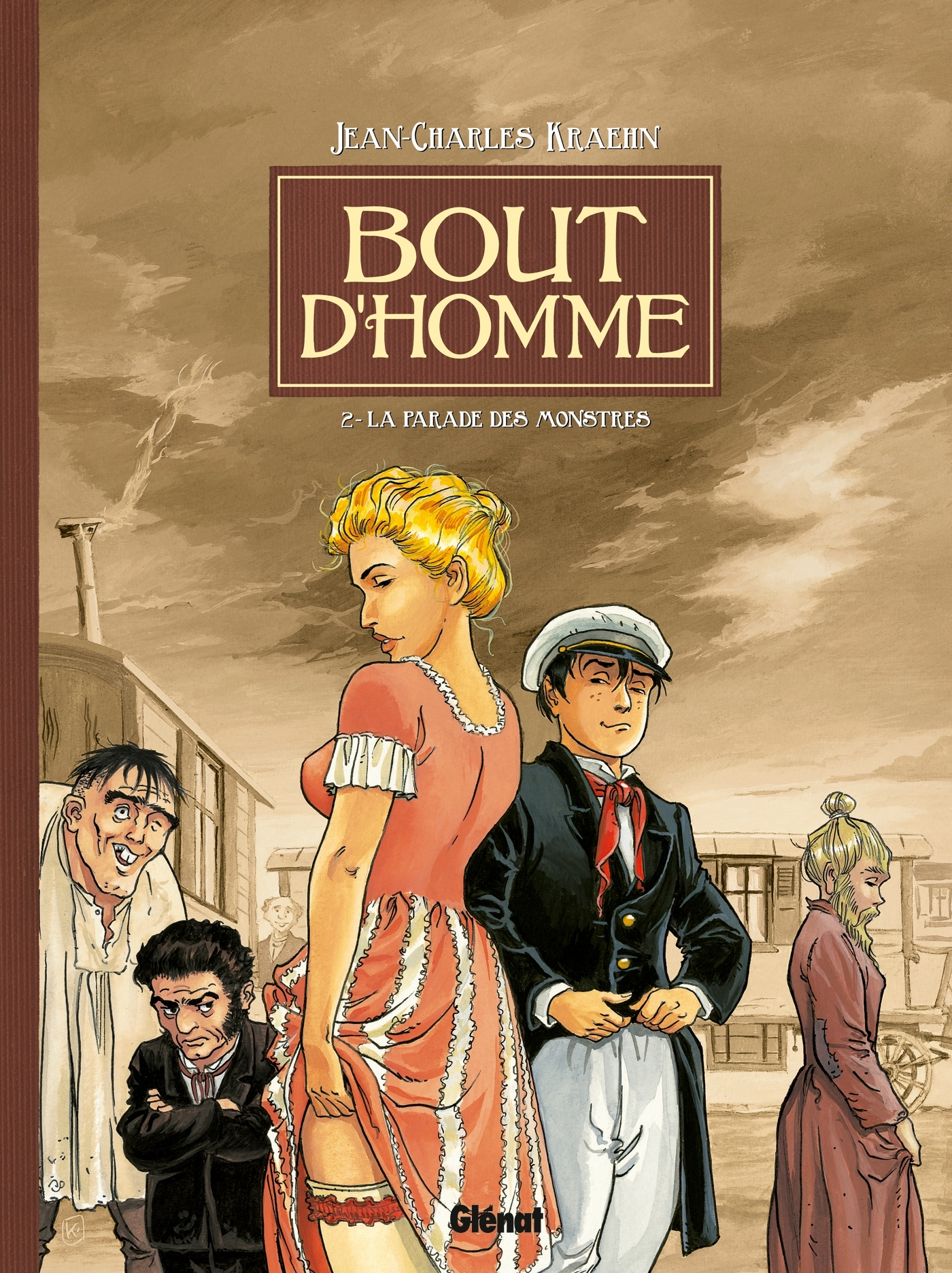 Bout d'homme - Tome 02