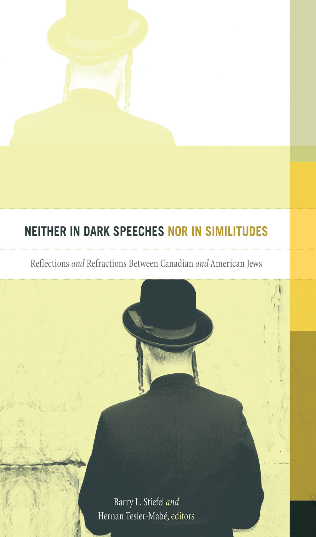 Neither in Dark Speeches nor in Similitudes