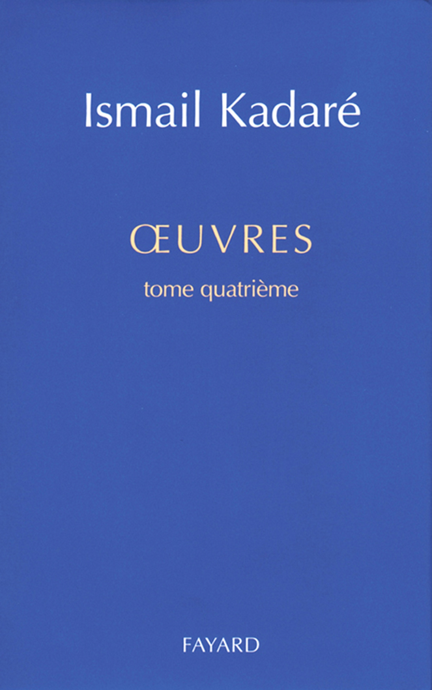 oeuvres