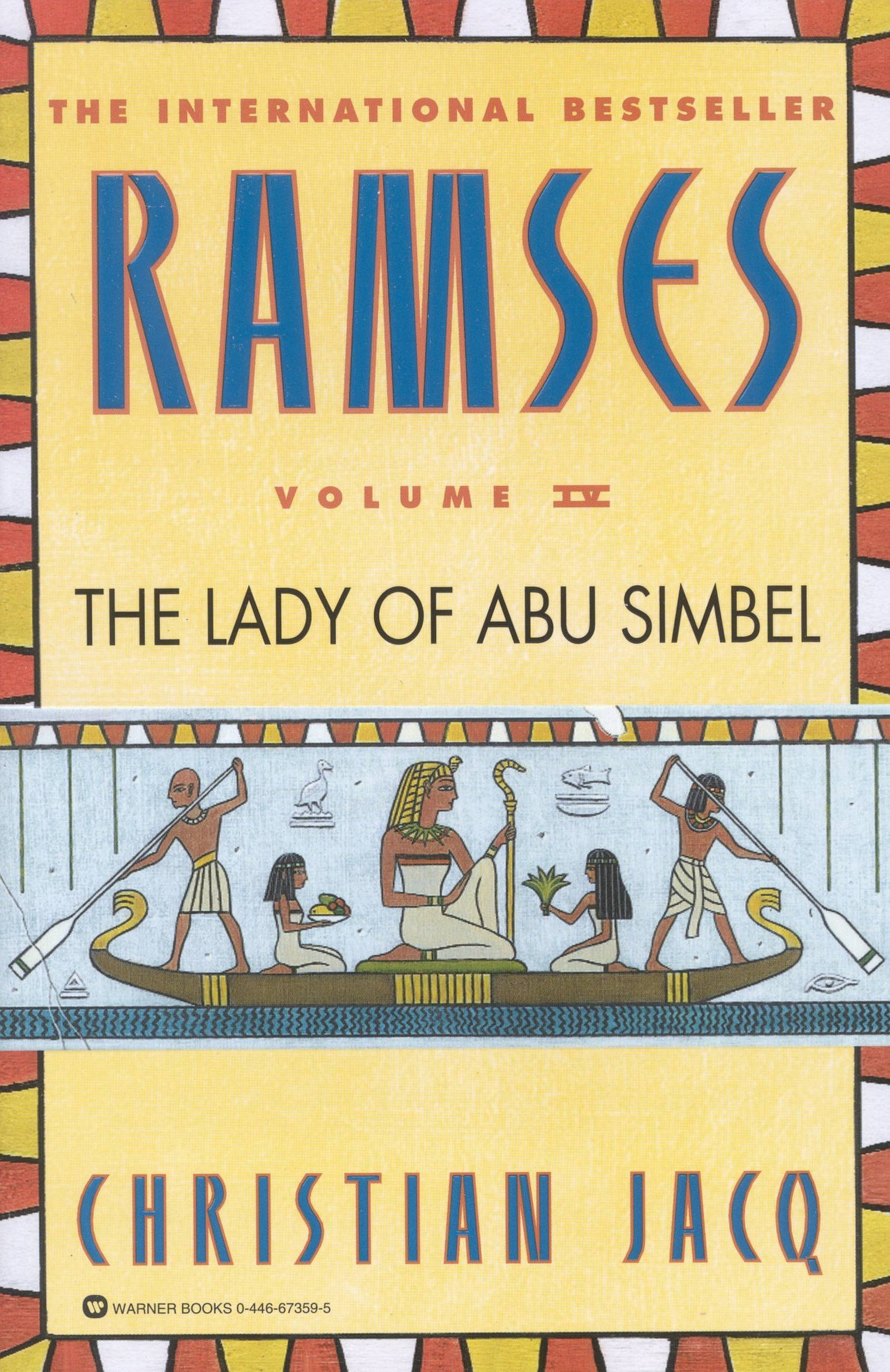 Ramses: The Lady of Abu Simbel - Volume IV