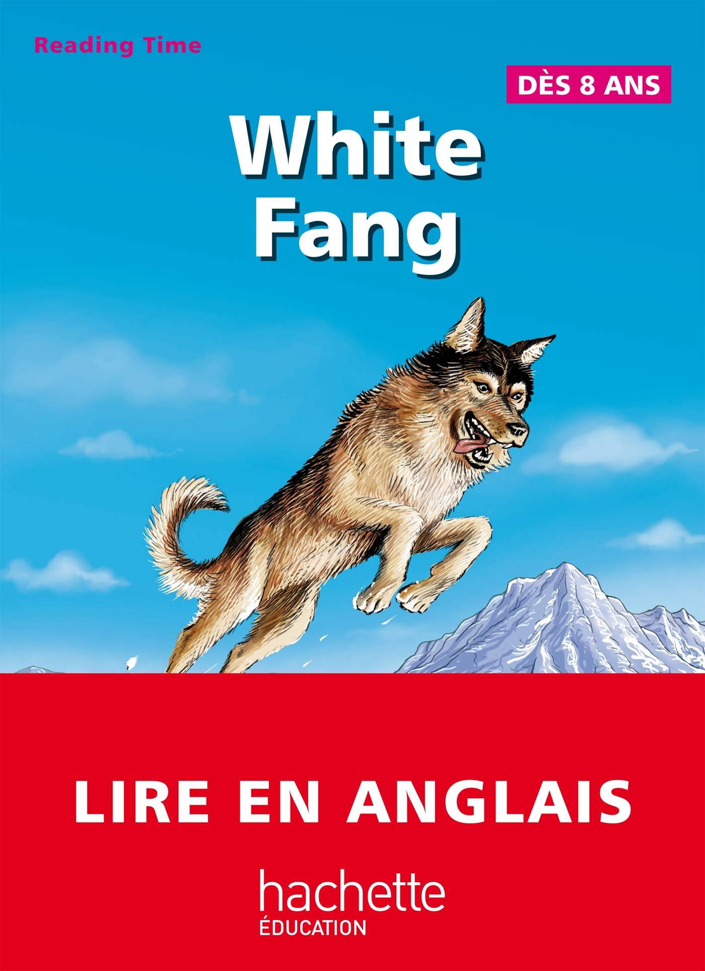White Fang - Reading Time