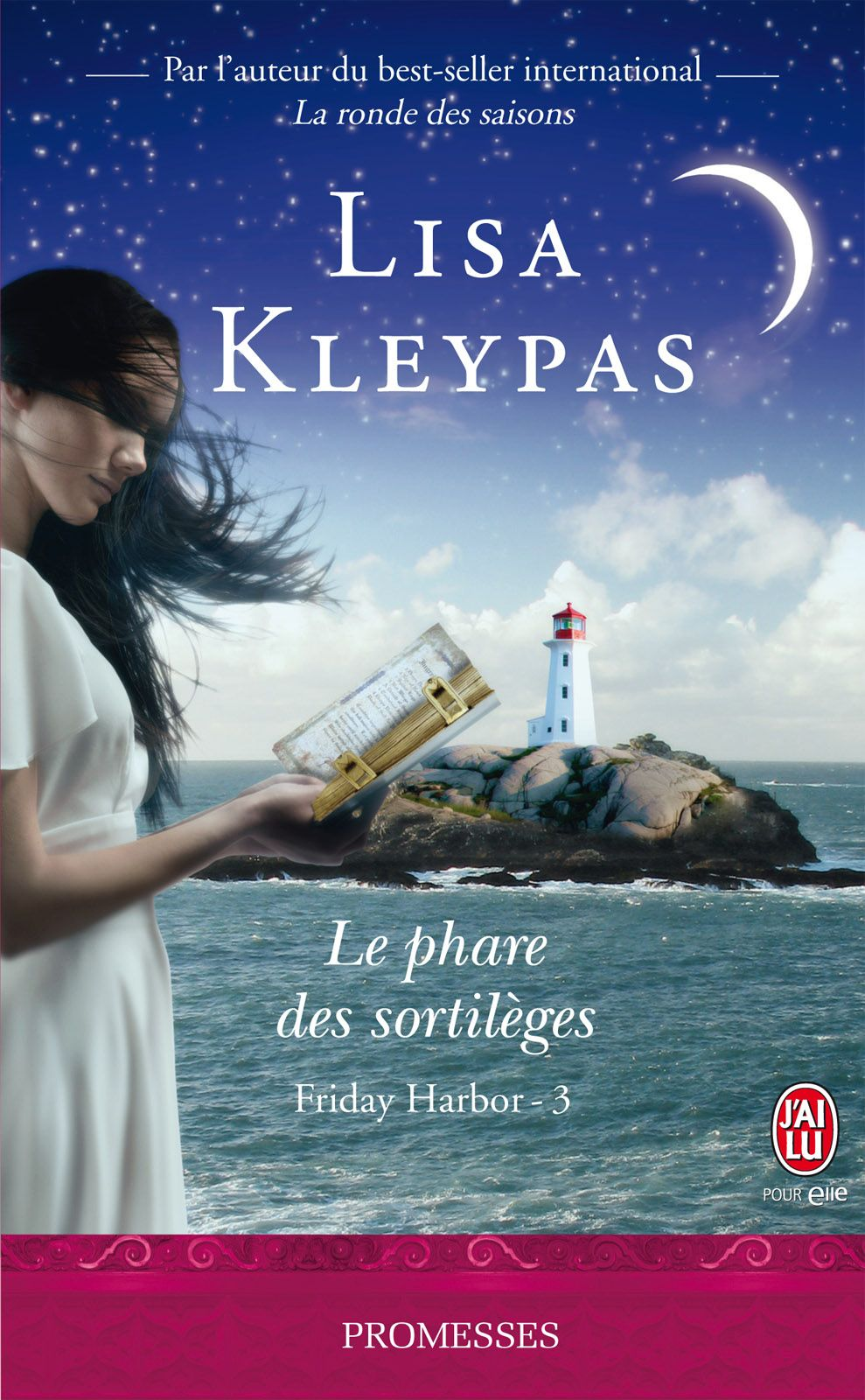 Friday Harbor (Tome 3) - Le phare des sortilèges