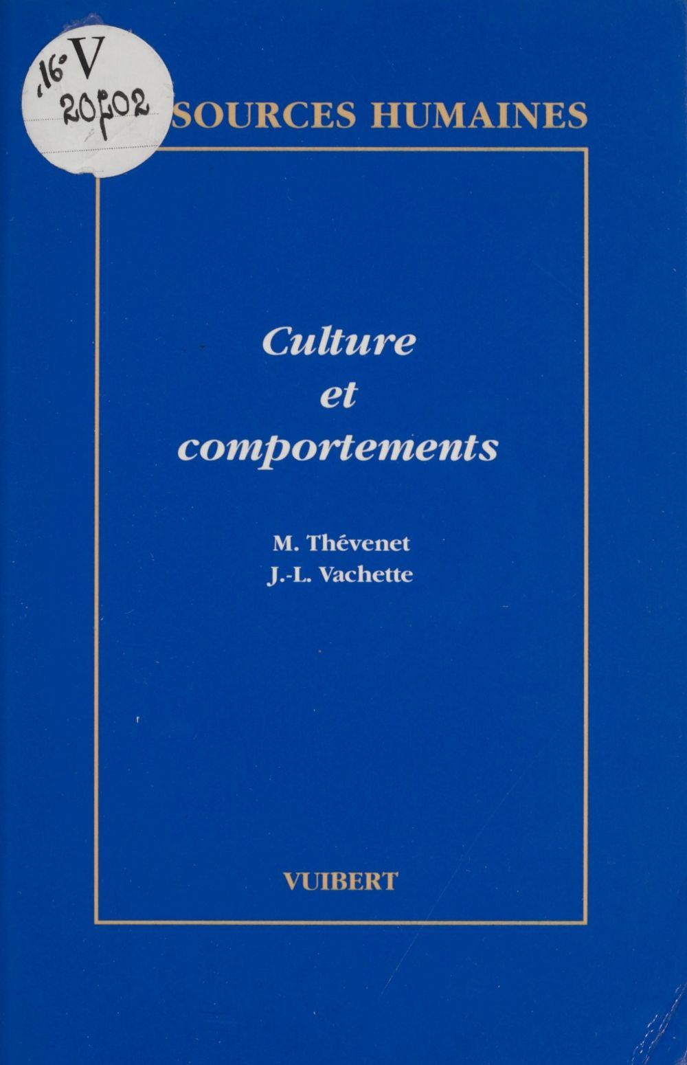 Culture et comportements