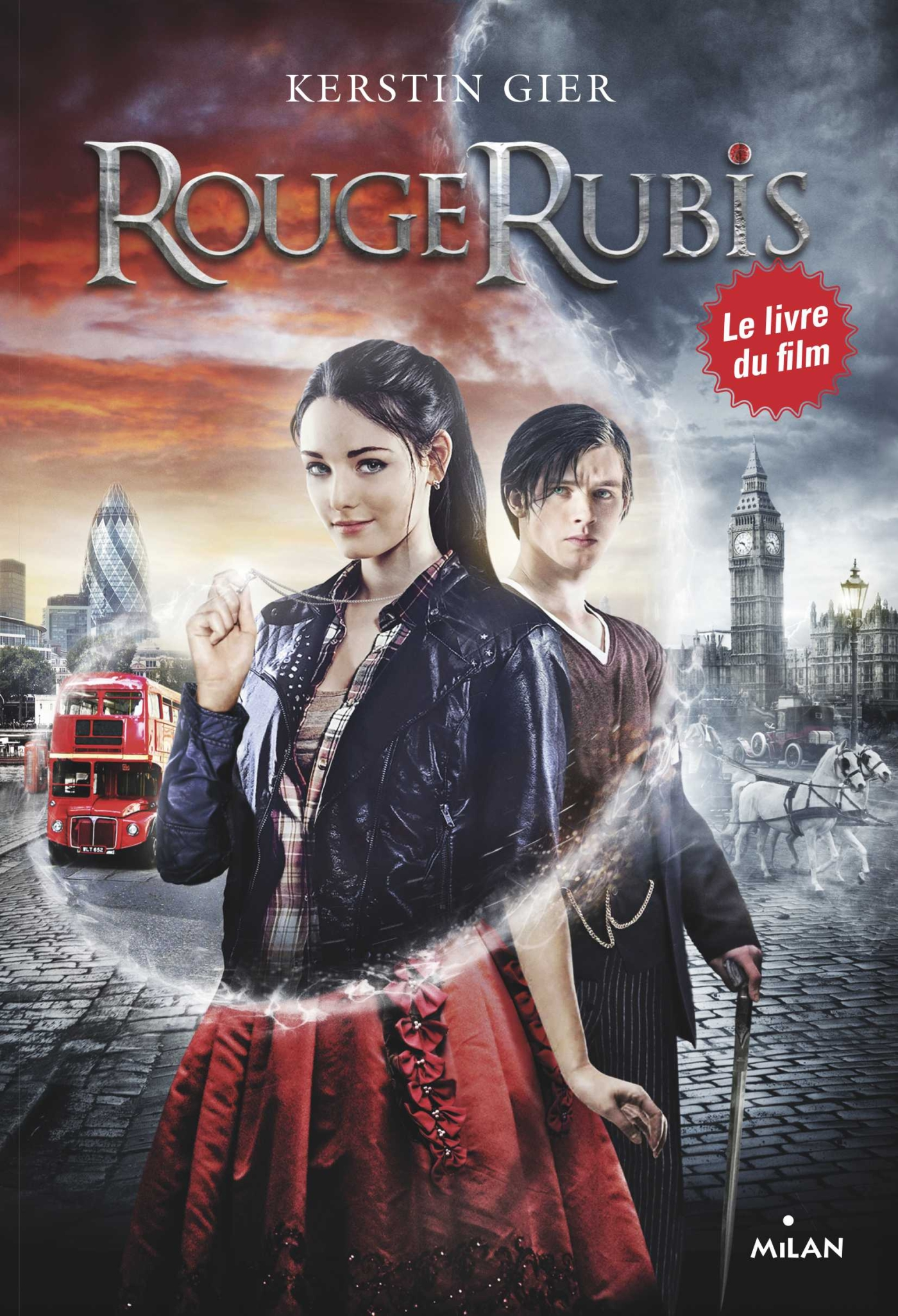 Rouge rubis, Tome 01