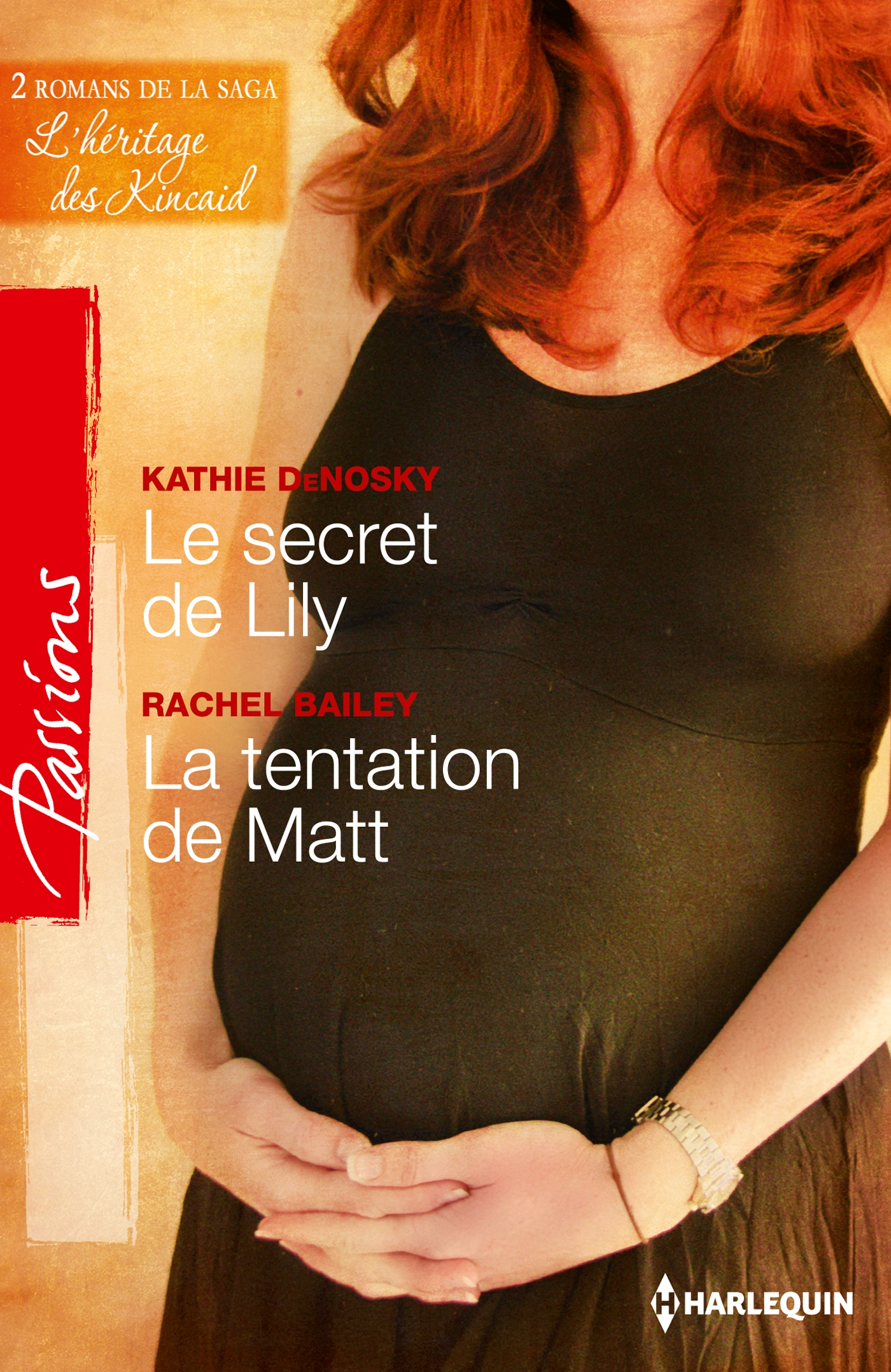 Le secret de Lily - La tentation de Matt