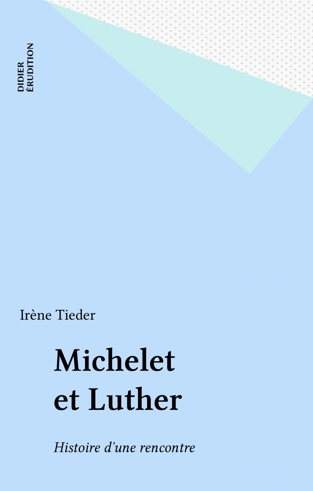 Michelet et Luther