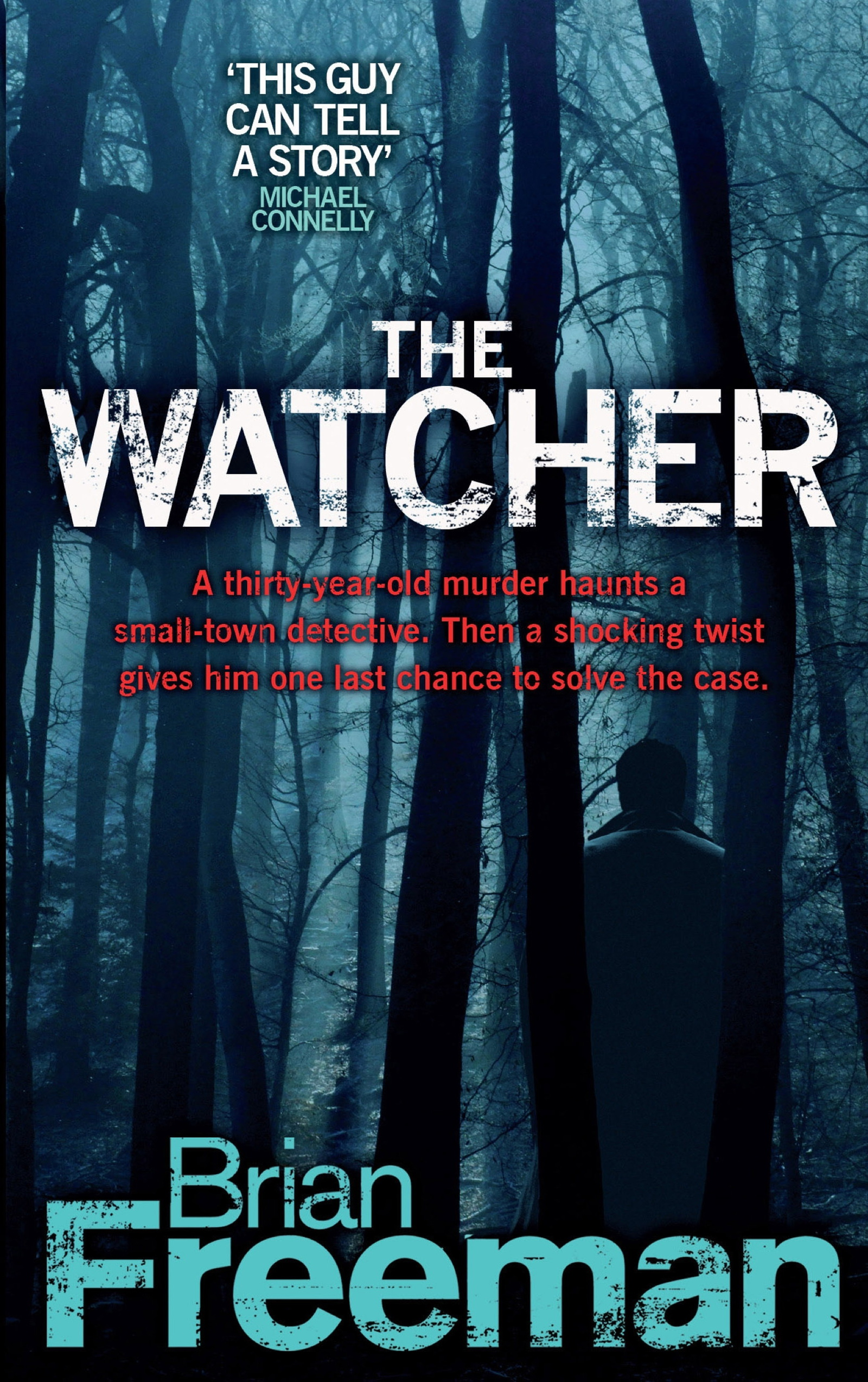 The Watcher (Jonathan Stride Book 4)