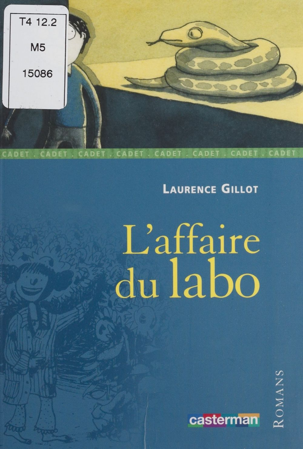 L'Affaire du labo