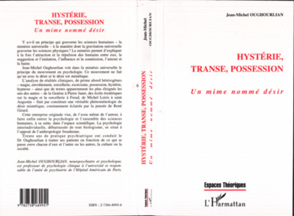 HYSTERIE TRANSE POSSESSION