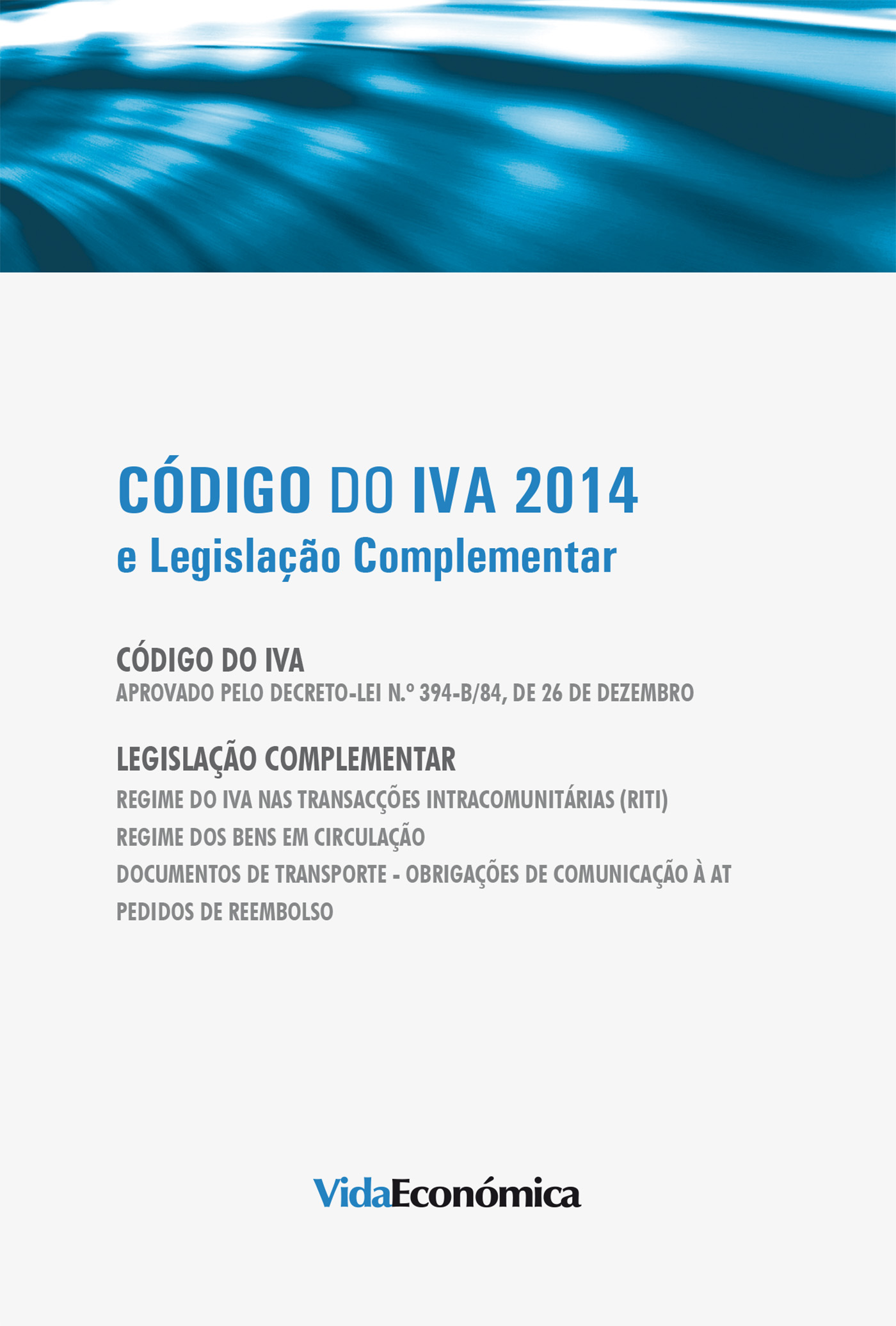 Código do IVA 2014