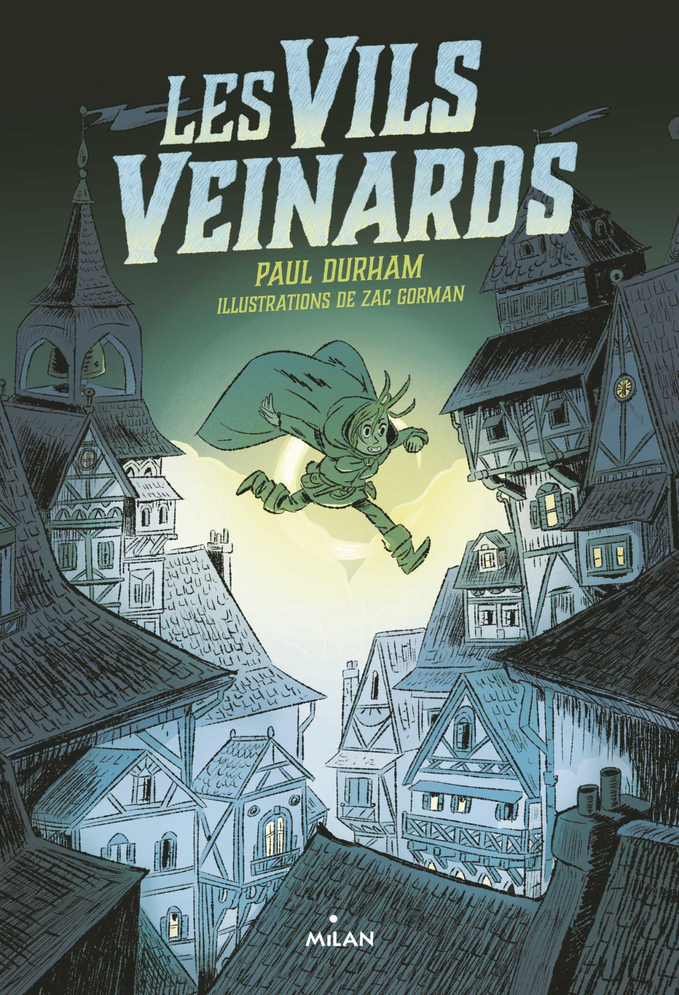 Les Vils Veinards, Tome 01