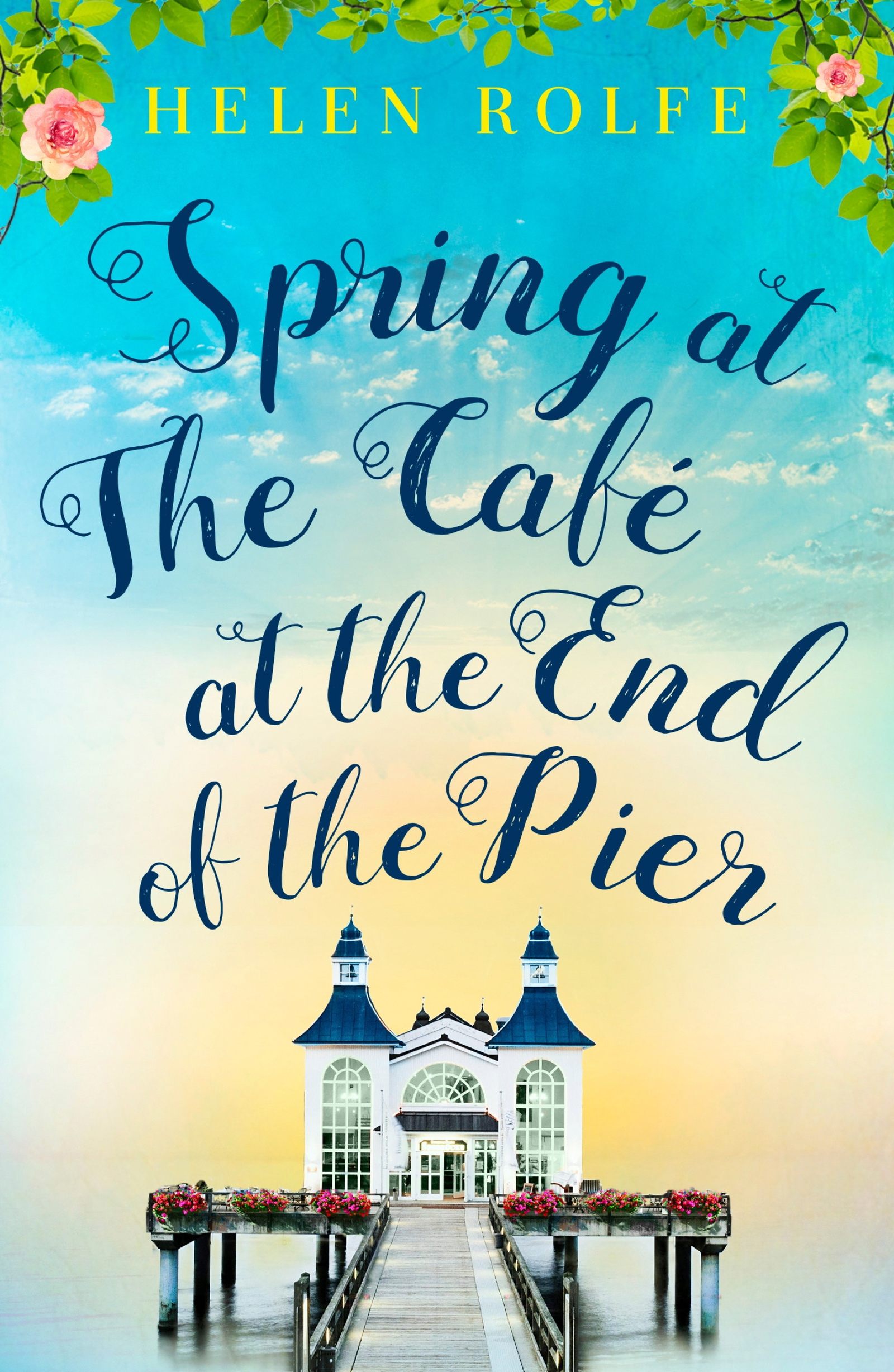 Spring at the Café at the End of the Pier