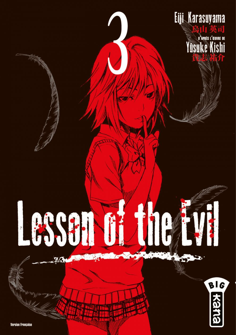 Lesson of the evil - Tome 3