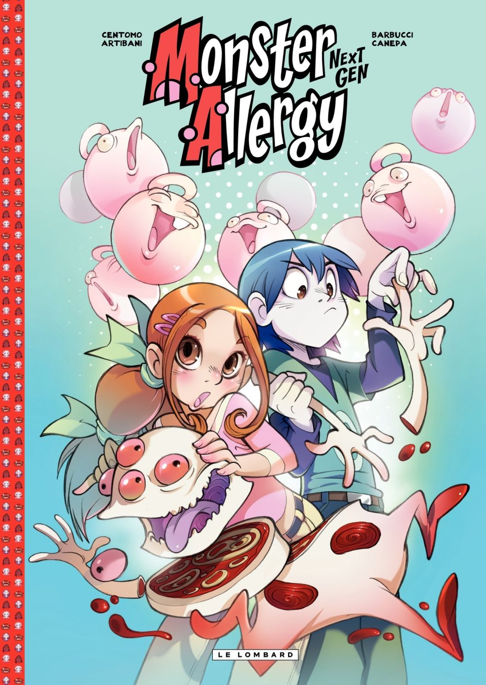 Monster Allergy Next Gen - Tome 2