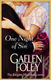 One Night Of Sin