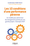 Les 10 conditions d'une performance pérenne