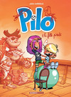 Pilo - Tome 4 - Pilo et la fille pirate