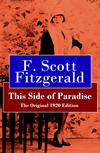 This Side of Paradise - The Original 1920 Edition