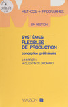 Systèmes flexibles de production