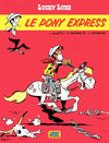 Lucky Luke - tome 28 – Le Pony Express
