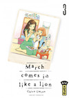 March comes in like a lion - Tome 3 - March comes in like a lion T3