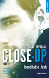 Close-up - tome 2 Inoubliable Josh -Extrait offert-