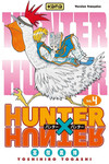 Hunter X Hunter - Tome 4