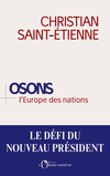 Osons l'Europe des nations ?