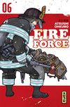 Fire Force - Tome 6