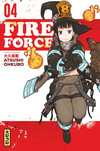 Fire Force - Tome 4