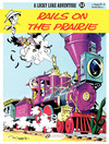 Lucky Luke - Volume 32 - Rails on the Prairie