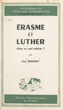 Érasme et Luther