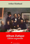 Album Zutique – suivi d'annexes