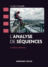 L'analyse de séquences - 5e éd.