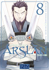 The Heroic Legend of Arslân - tome 08