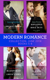 Modern Romance Collection: June 2018 Books 5 - 8