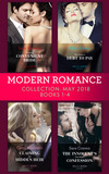 Modern Romance Collection: May 2018 Books 1 - 4