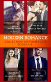 Modern Romance September 2018 Books 5-8