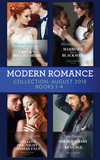 Modern Romance August 2018 Books 1-4 Collection