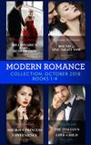 Modern Romance October Books 1-4
