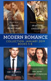 Modern Romance January Books 5-8