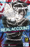 Real Account - tome 14