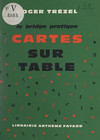 Le bridge pratique : cartes sur table
