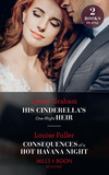 His Cinderella's One-Night Heir / Consequences Of A Hot Havana Night