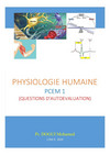 Physiologie Humaine PCEM1