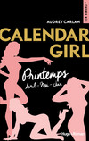 Calendar girls - Printemps (Avril-Mai-Juin)